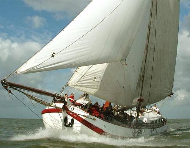 pallieter charter tjalk jacht